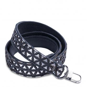 Shoulderstrap laser cut black