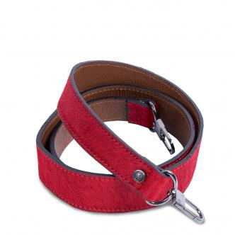 Shoulderstrap pony red